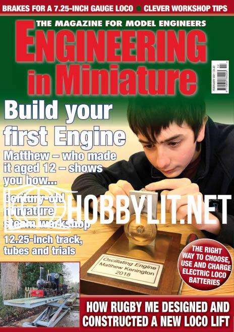 Engineering In Miniature - February 2021