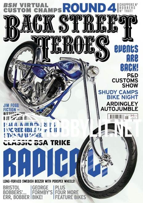 Back Street Heroes 439 - November2020