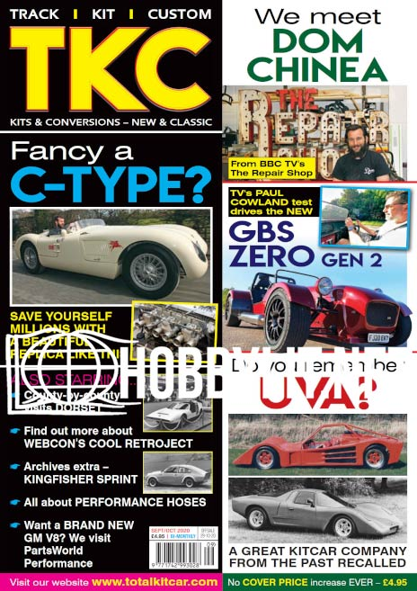 Total kit car - September/October 2020