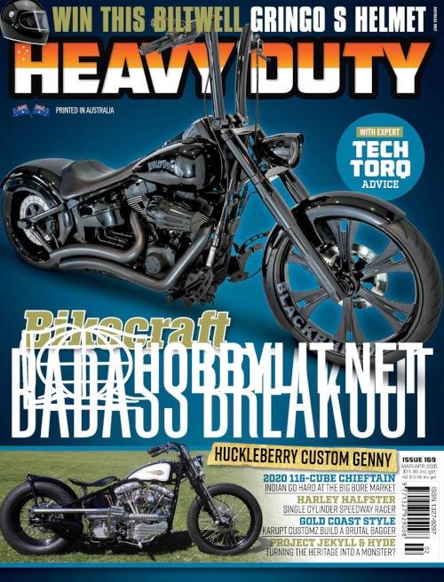 Heavy Duty 169 March/April 2020