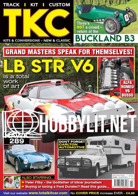 Total kit car - November/December 2020