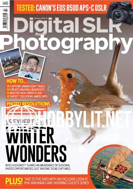 Digital SLR Photography - February 2021