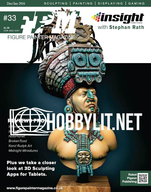 Figure Painter Magazine Issue 33