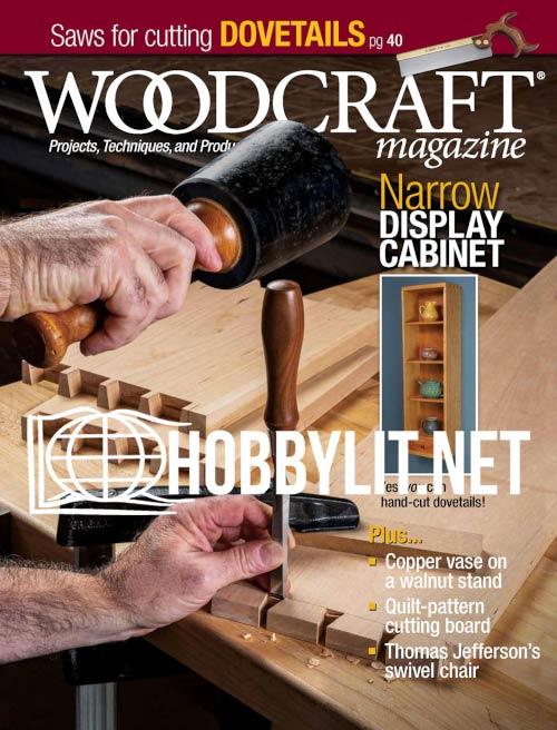 Woodcraft Magazine 99 - February/March 2021