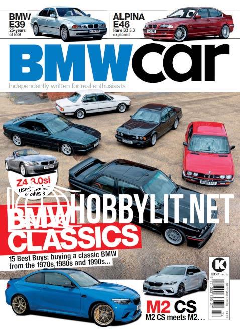 BMW Car - December 2020