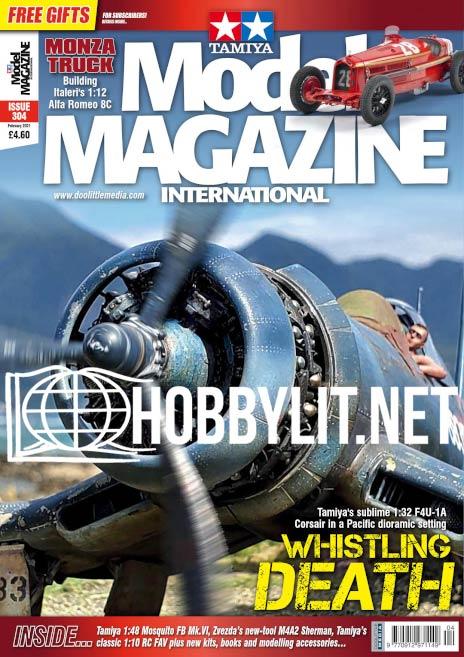 Tamiya Model Magazine International - February 2021