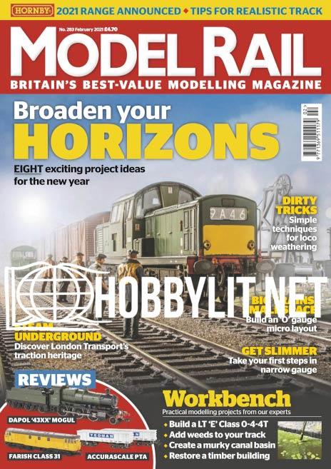 Model Rail - February 2021