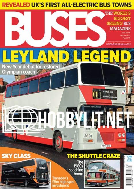 Buses - February 2021
