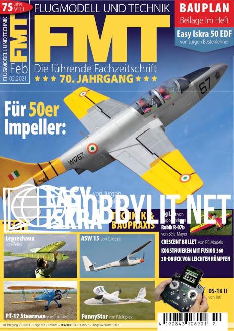 Flugmodell und Technik - Februar 2021