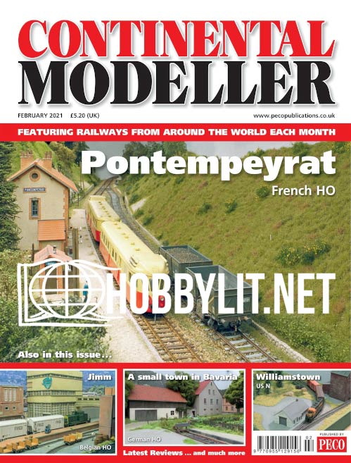 Continental Modeller - February 2021