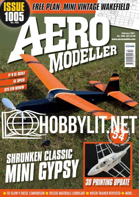 AeroModeller - February 2021