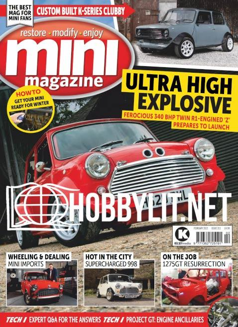 Mini Magazine - February 2021
