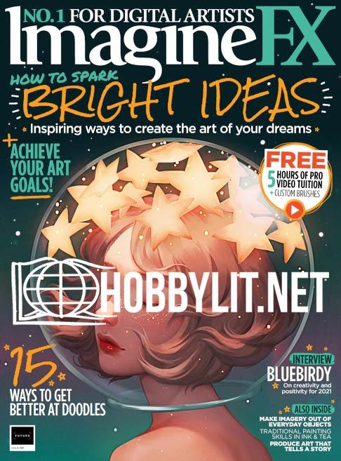 ImagineFX Issue 197