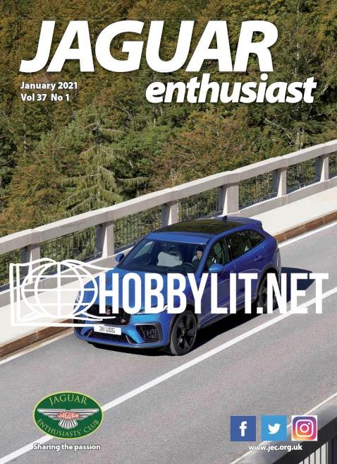 Jaguar Enthusiast - January 2021