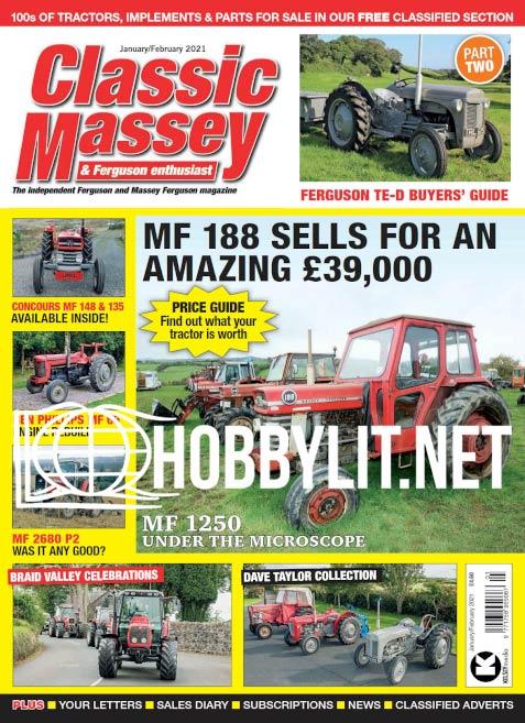 Classic Massey - January/February 2021
