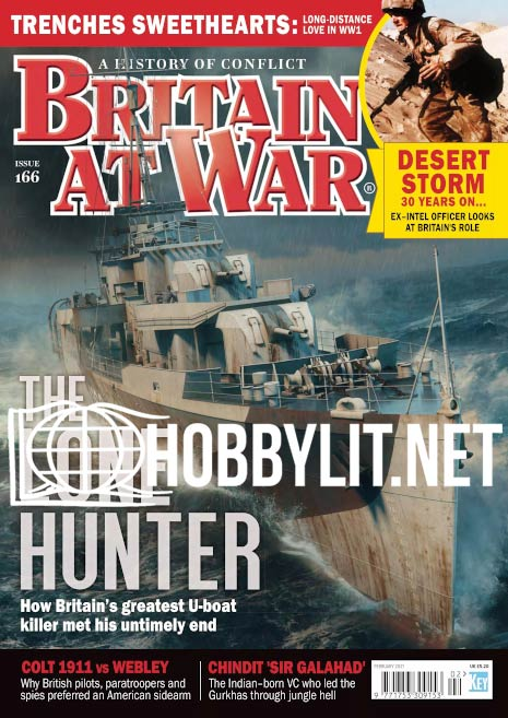 Britain at War - February 2021