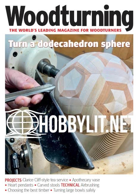 Woodturning Issue 353