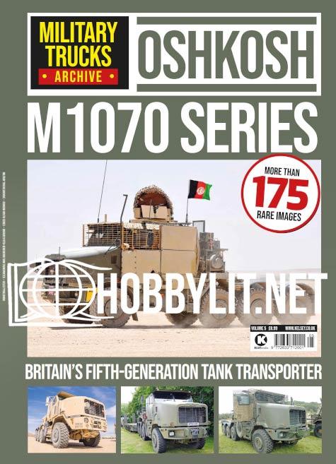 Military Trucks Archive 5 - Oshkosh Transporters