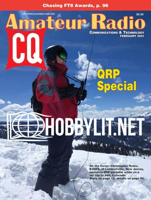 CQ Amateur Radio - February 2021