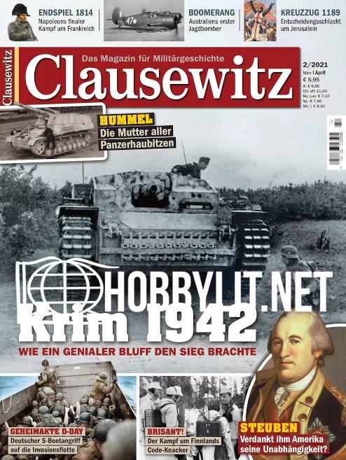 Clausewitz - Marz/April 2021