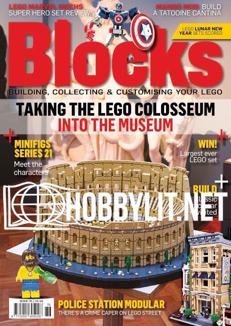 Blocks – February 2021