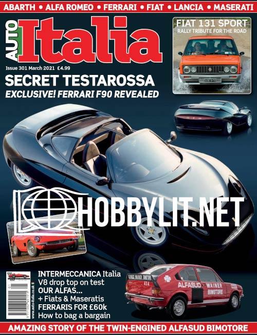 AutoItalia - March 2021