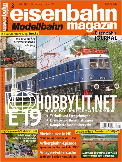 Eisenbahn Magazin – März 2021
