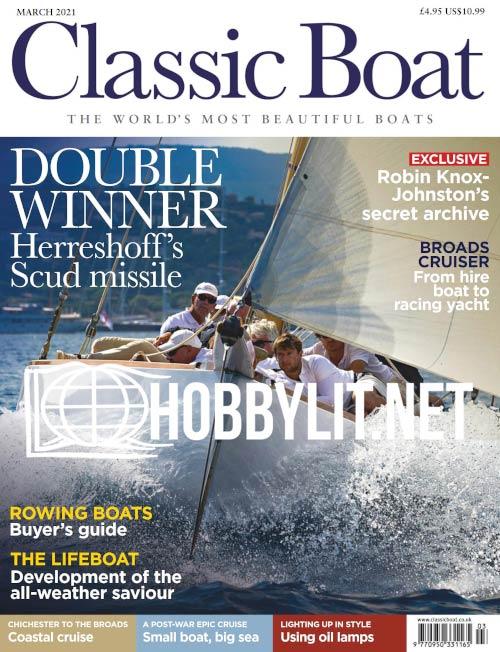 Classic Boat - March 2021