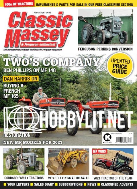 Classic Massey - March/April 2021