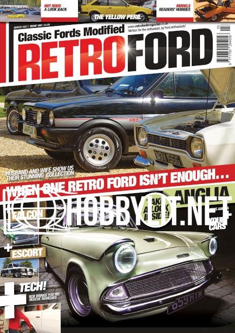 Retro Ford - March 2021