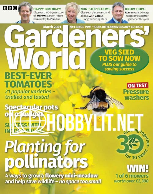 Gardeners' World - March 2021