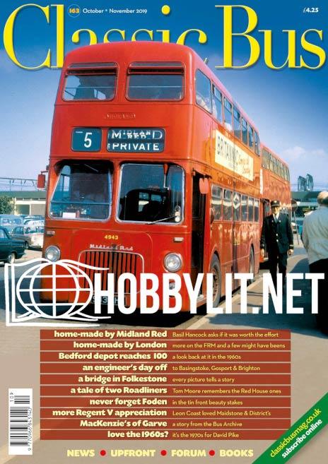 Classic Bus - October/November 2020