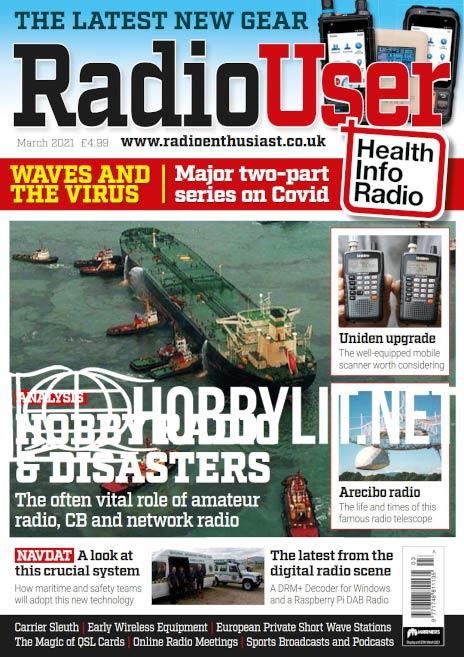 Radio User - March 2021