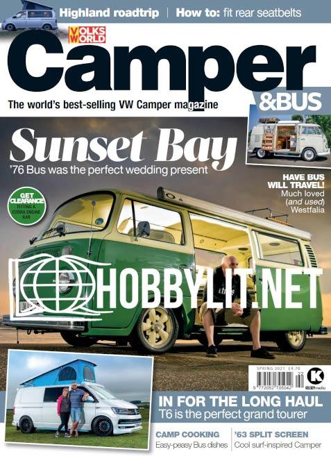 VW Camper & Bus - Spring 2021