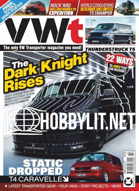 VWt Magazine - Spring 2021