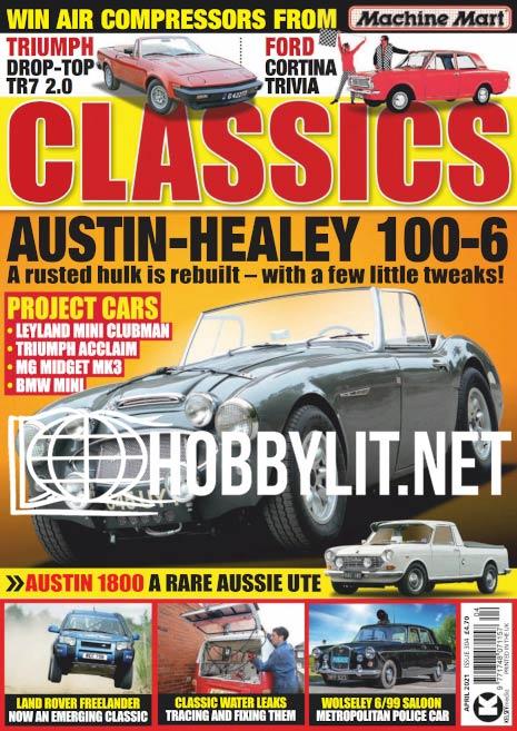 Classics Monthly - April 2021