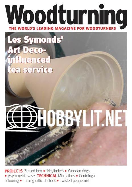 Woodturning Issue 354