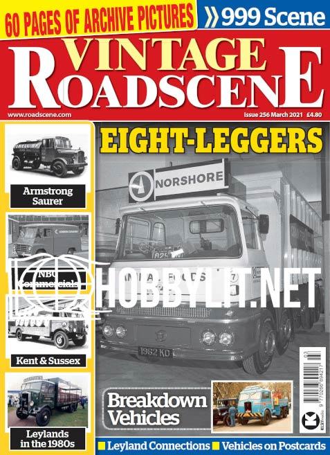 Vintage Roadscene - March 2021