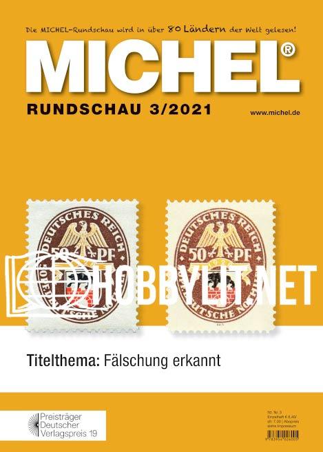MICHEL Rundschau 2021-03