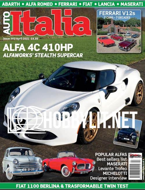 AutoItalia - April 2021