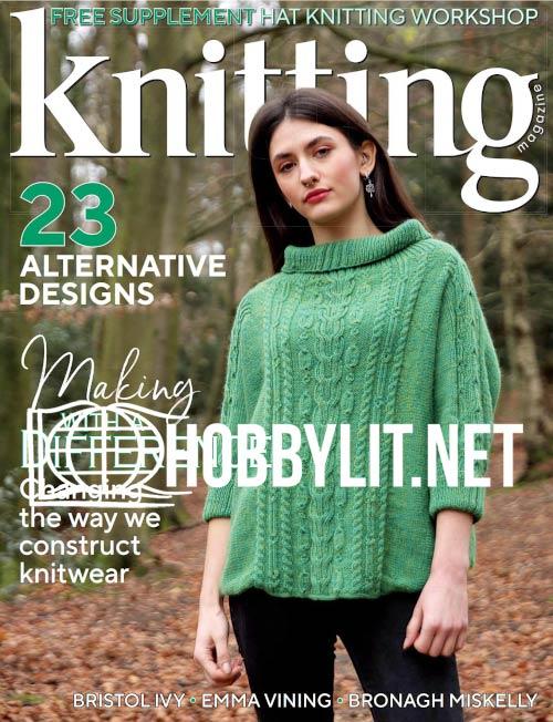 Knitting Magazine Issue 215