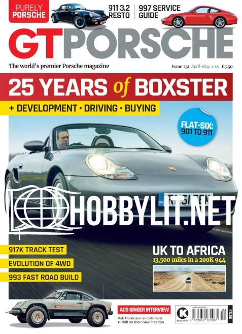 GT Porsche - April/May 2021