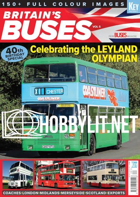 Britain's Buses Volume 5