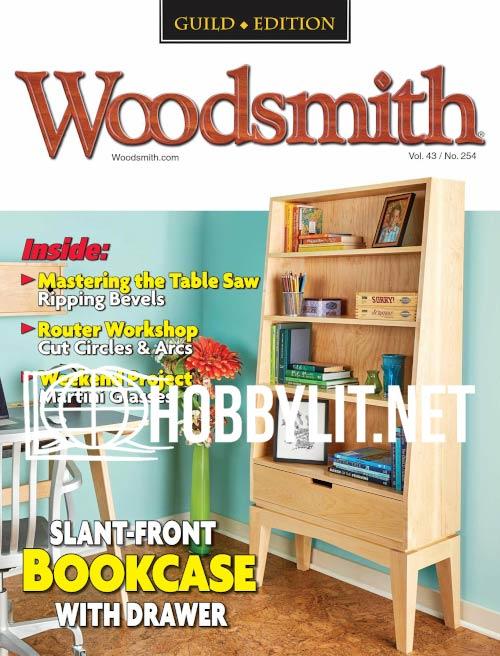 Woodsmith – April/May 2021