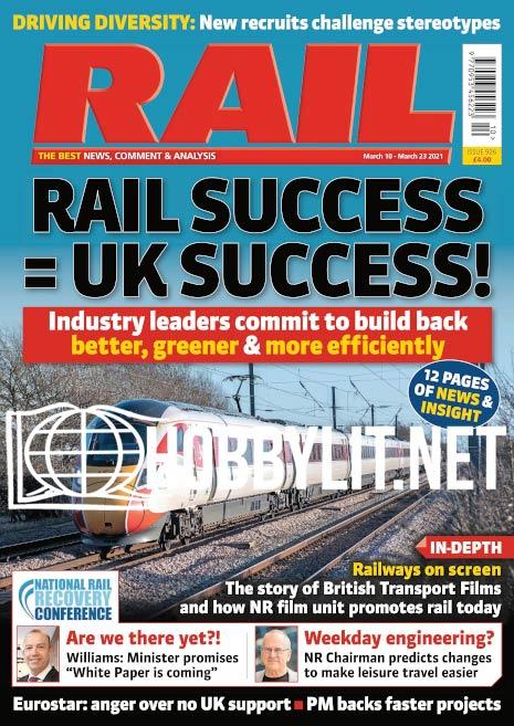 RAIL – 10 March 2021