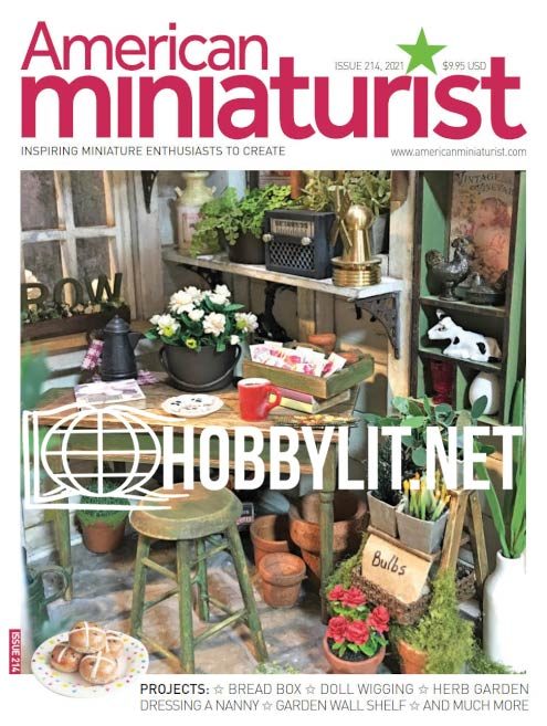 American Miniaturist - March 2021