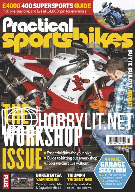 Practical Sportsbikes - April 2021