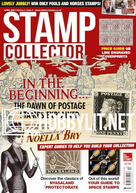 Stamp Collector - April 2021