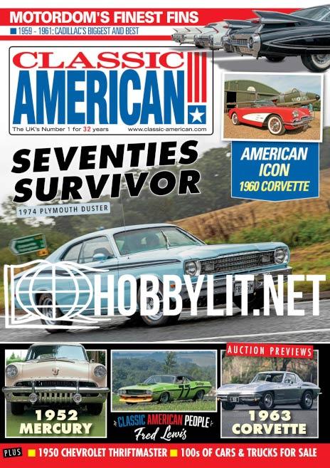 Classic American - April 2021