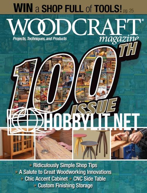 Woodcraft Magazine 100 - April/May 2021